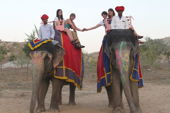 Elephant Sanctuary India